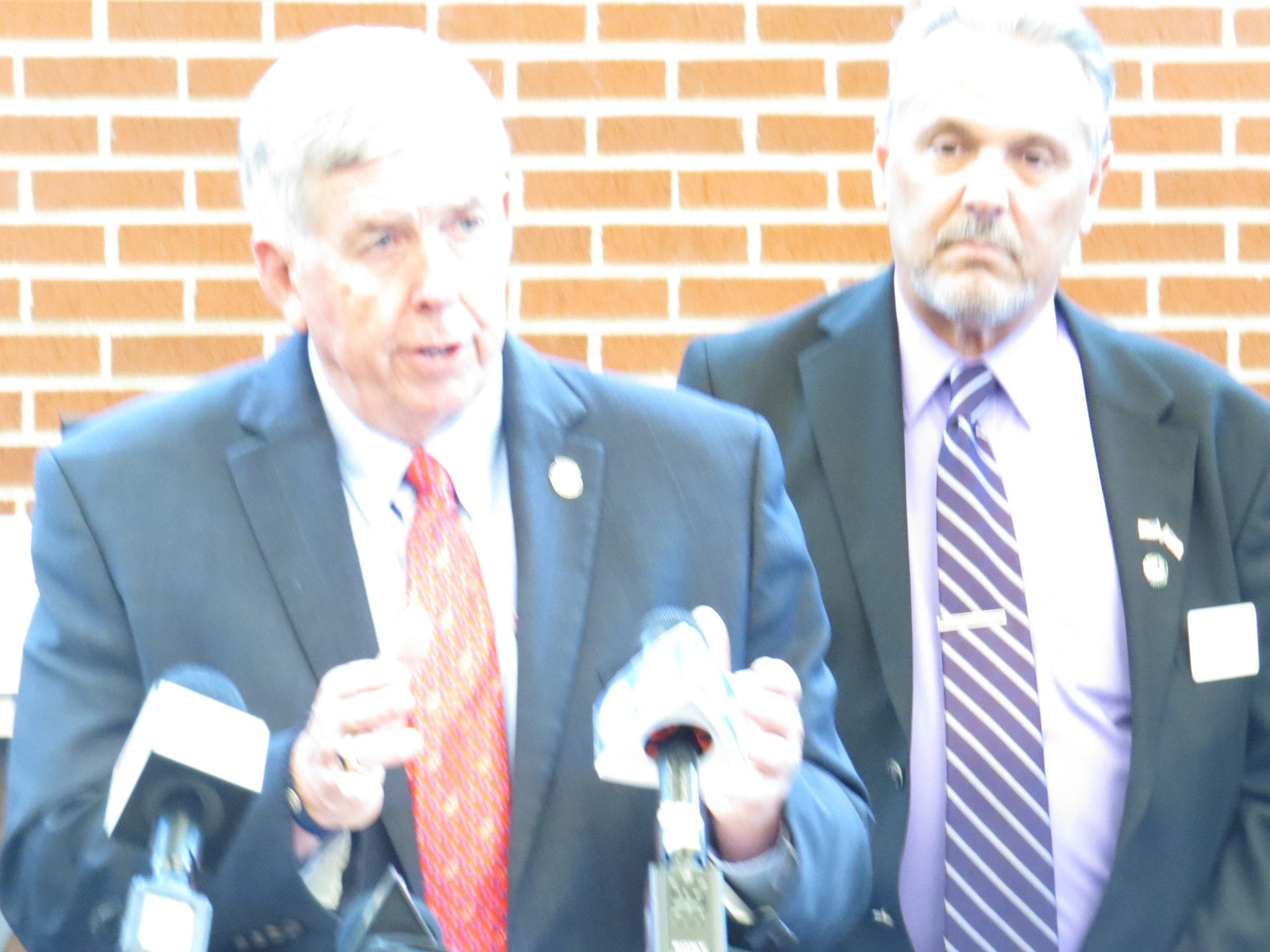 Business News: Governor Mike Parson announces proposed incentives package aimed at attracting GM to invest in Wentzville plant
