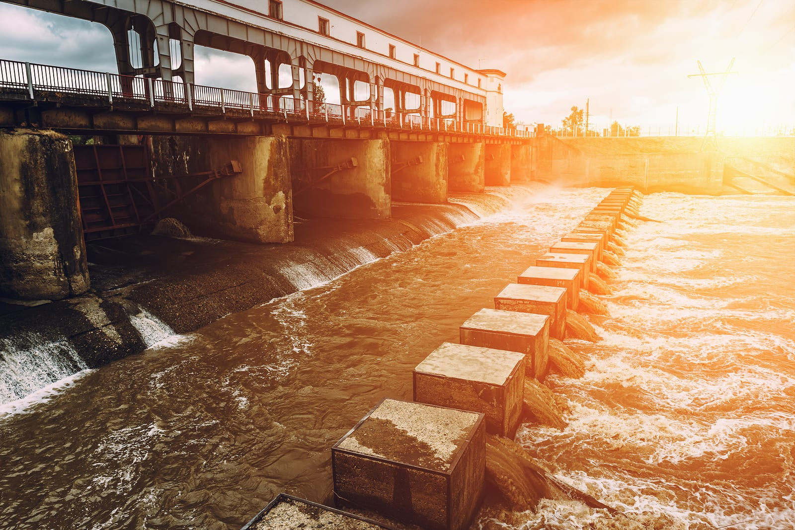 How Hydroelectric Energy Has Helped Increase the World's Productivity