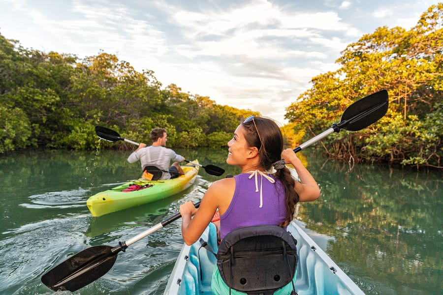 Missouri Department of Conservation offers Kayak Clinic in Columbia, Missouri, June 11