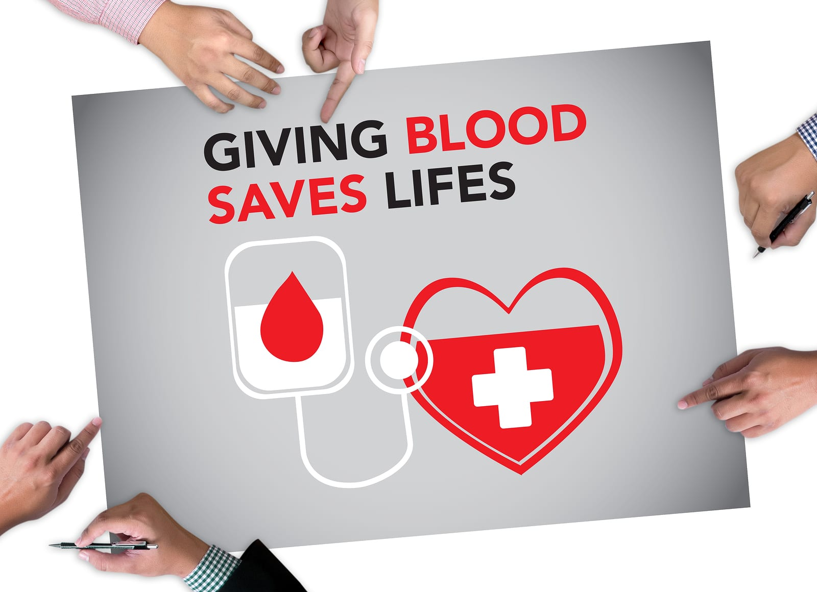 Red Cross Blood Drive Coming to St. Louis City Hall August 15