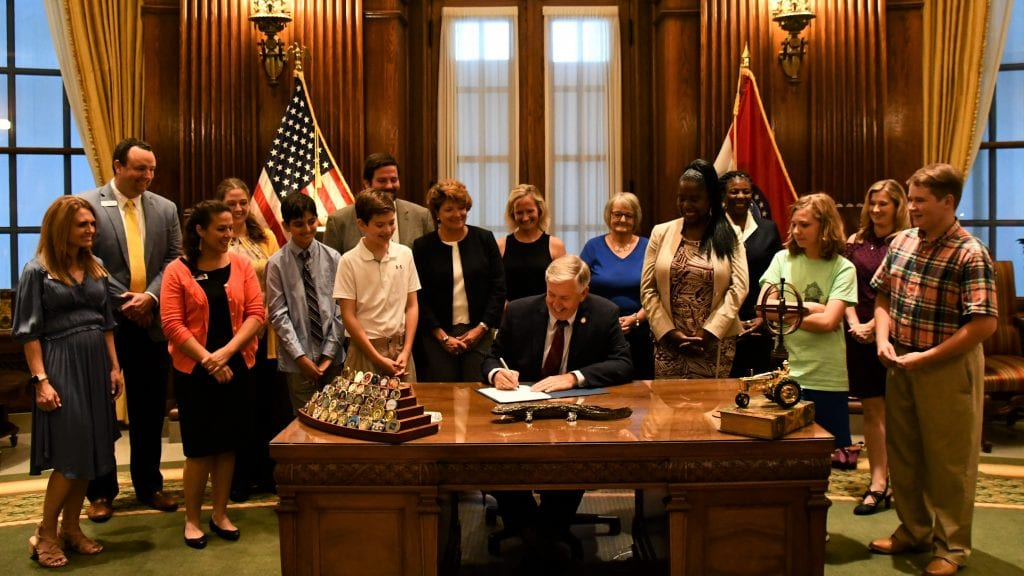 Missouri Governor Mike Parson Concludes 2019 Bill Signings