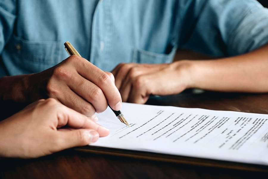 3 Required Elements for a Valid Contract