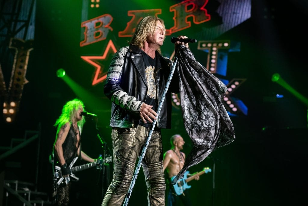 Def Leppard Kicks Off Headlining Las Vegas Residency At Planet Hollywood Resort & Casino