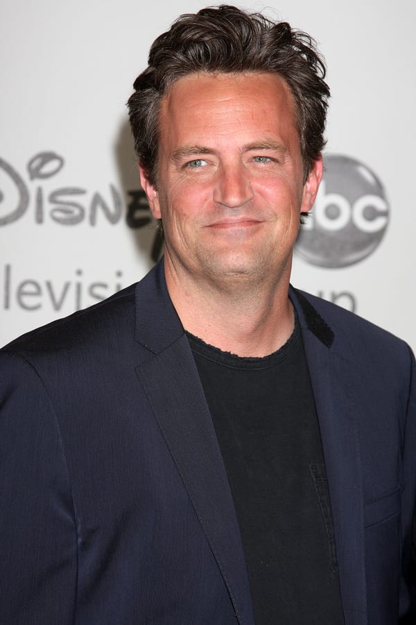 Celebrity Homes: Matthew Perry's Jaw-Dropping Los Angeles Penthouse Is For Sale