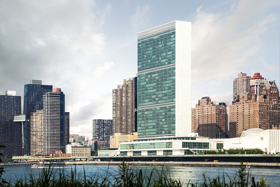 New York City Flight Restrictions September 21-29 During UN General Assembly