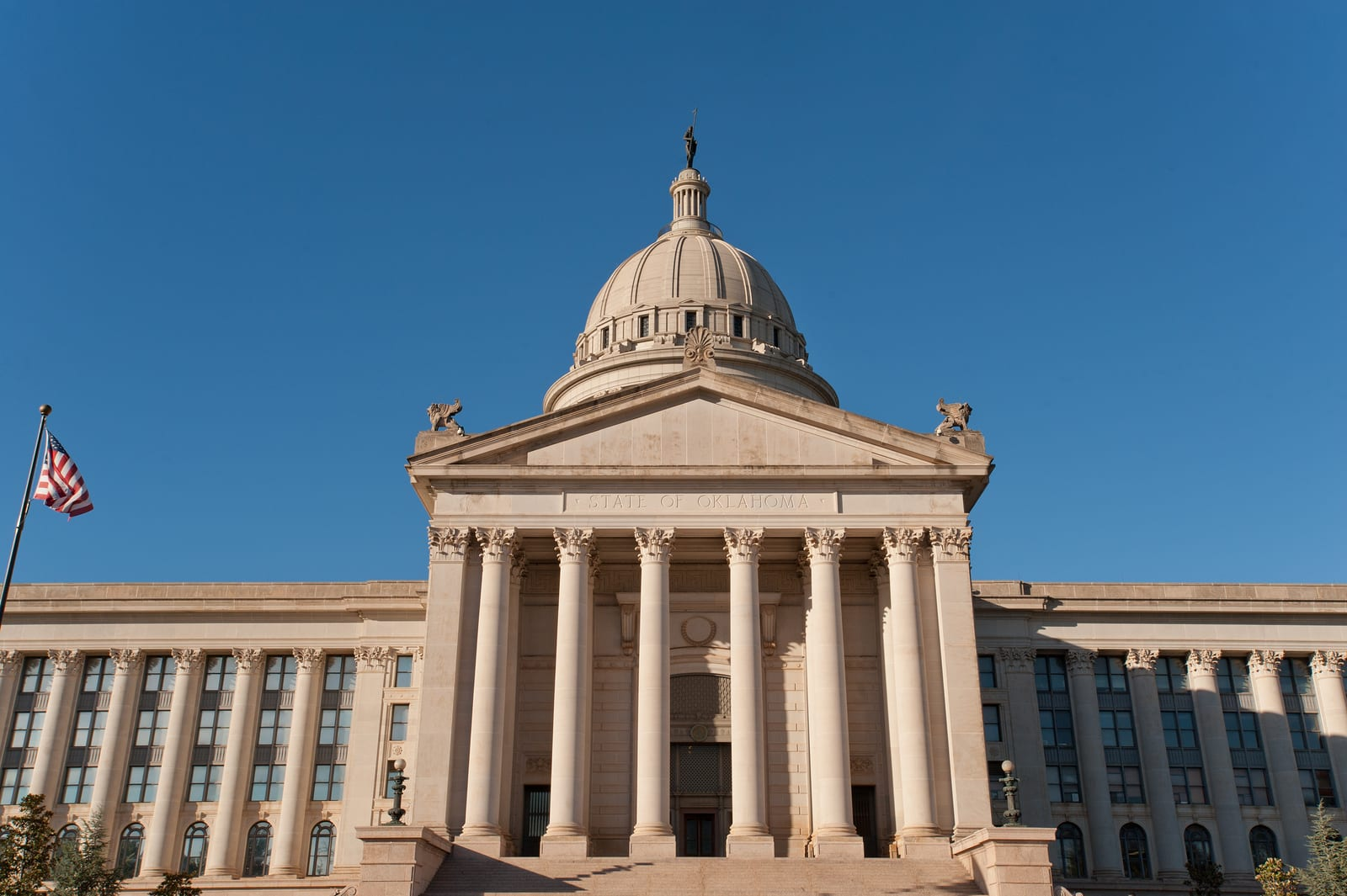 Oklahoma Governor Stitt announces Gary Cox as Commissioner of Oklahoma State Department of Health