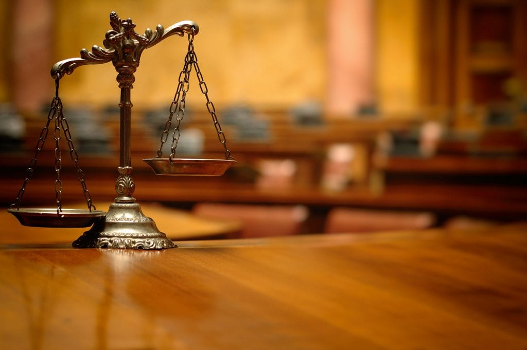Informational: Federal Court arraignments
