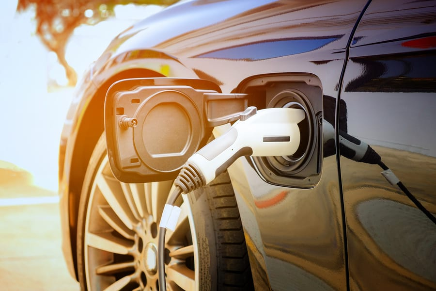 Maine Governor Mills Unveils New Electric Vehicle Fast Charting Station