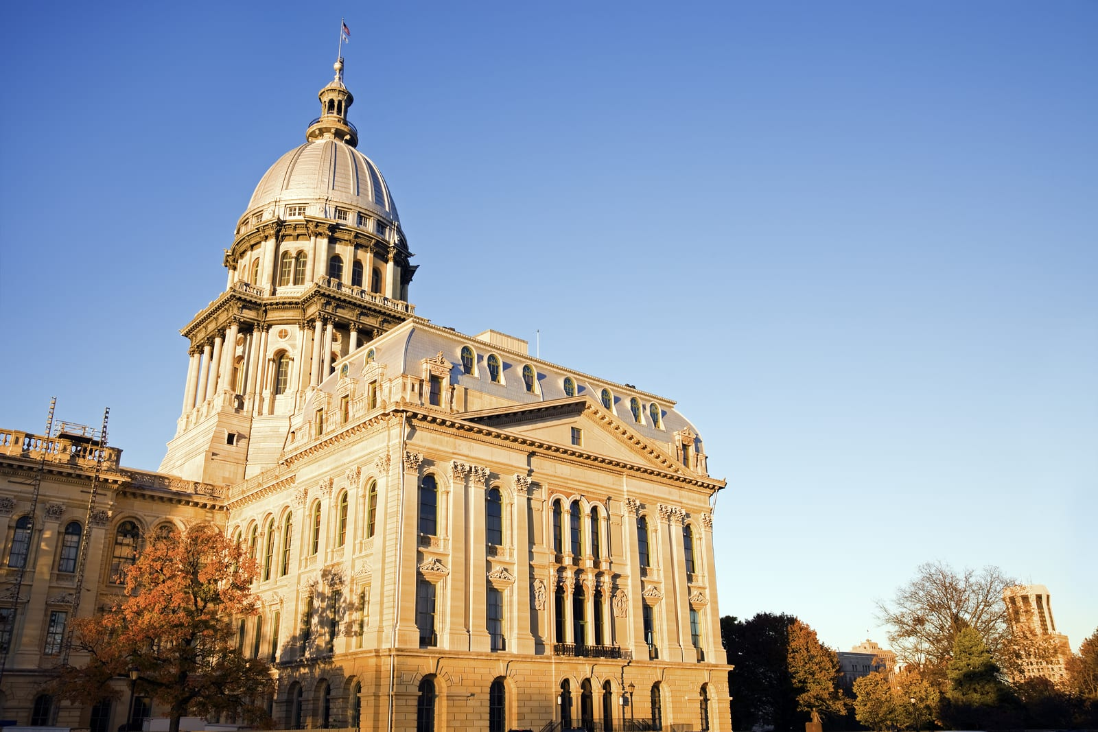 Illinois News: Task Force Recommends Consolidating Downstate, Suburban Police, Fire Pensions