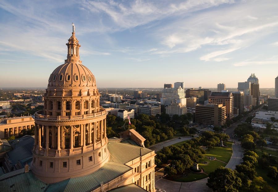 Texas Governor Abbott Announces Funding To Counter Terrorism Statewide