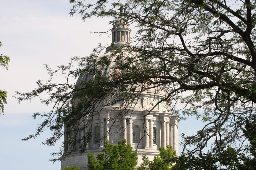Missouri State Capitol Dome to be lit pink in honor of Breast Cancer Awareness Month