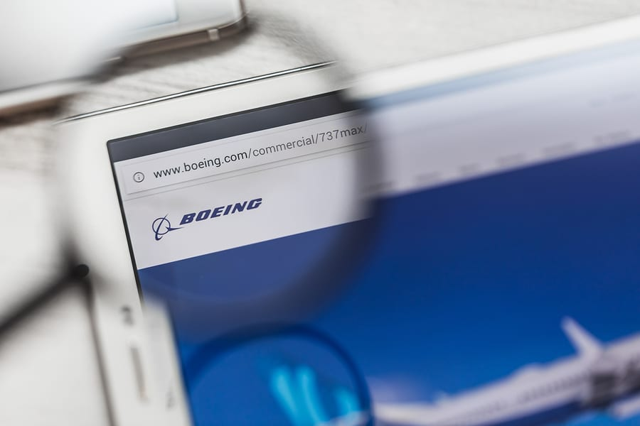 Boeing Digital and Supply Chain Services Agreements Support Strong Services Growth in Europe
