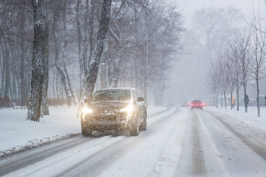 Missouri Drivers May See Ice and Snow Over Next Few Days