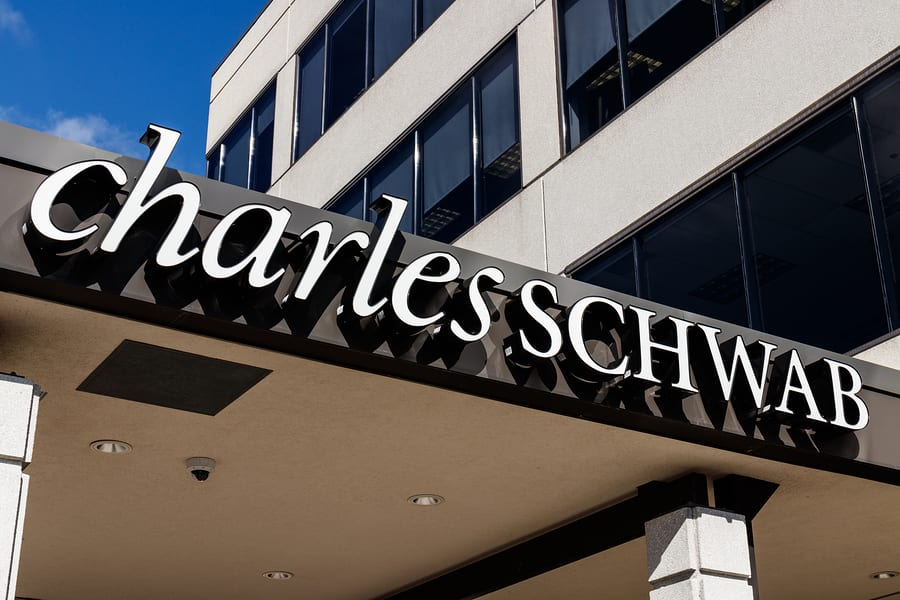 Charles Schwab Reports Monthly Activity Highlights