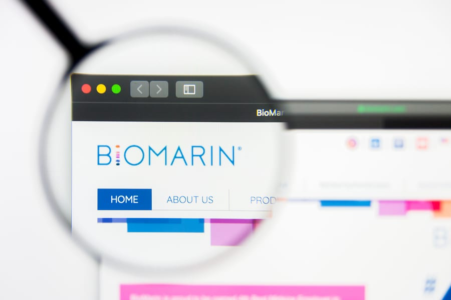 BioMarin to Participate in Jefferies London Healthcare Conference on November 21, 2019