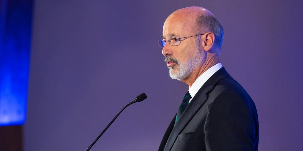 Pennsylvania Governor Wolf Provides Update on Opioid Epidemic Progress to PA Orthopaedic Society