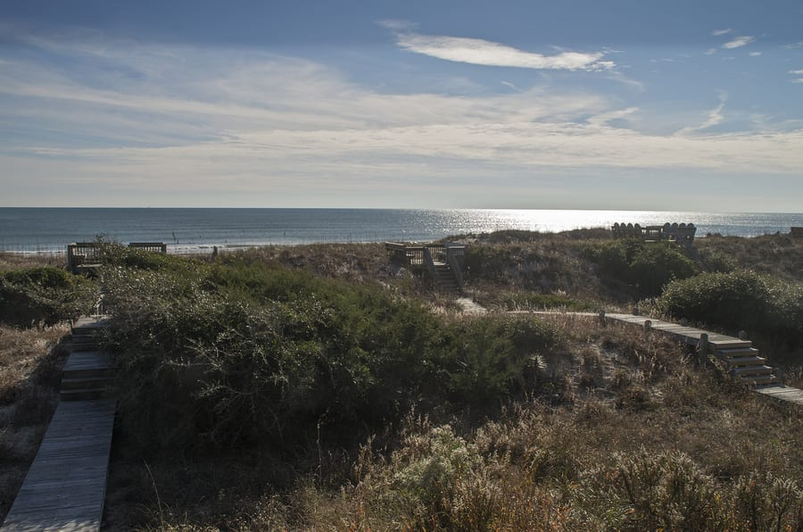 North Carolina News: More Than $18.8 Million Approved to Restore Topsail Beach