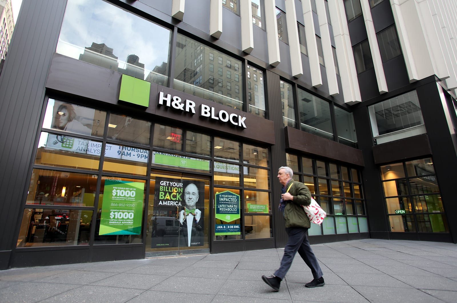H&R Block Announces Fiscal 2020 Second Quarter Results and Reiterates Fiscal Year Outlook
