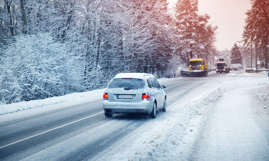 MoDOT News: Second round of winter weather may affect Monday commute