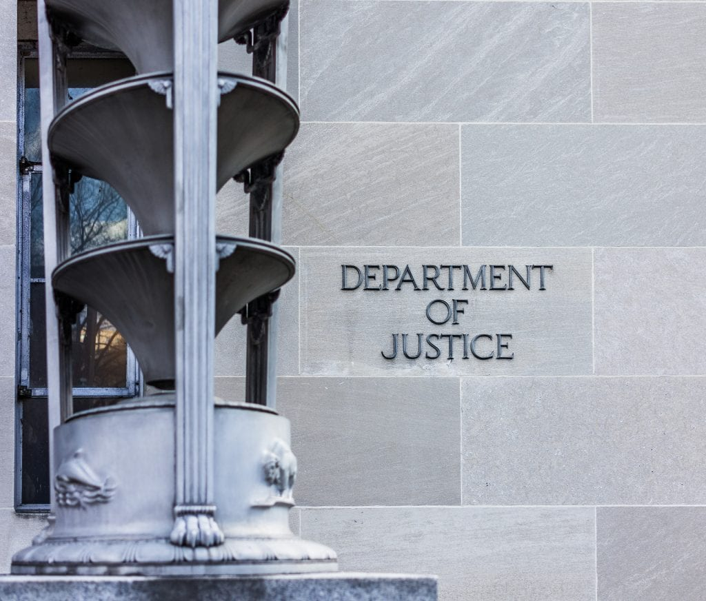 US AG William P. Barr Announces the Establishment of the Presidential Commission on Law Enforcement and the Administration of Justice
