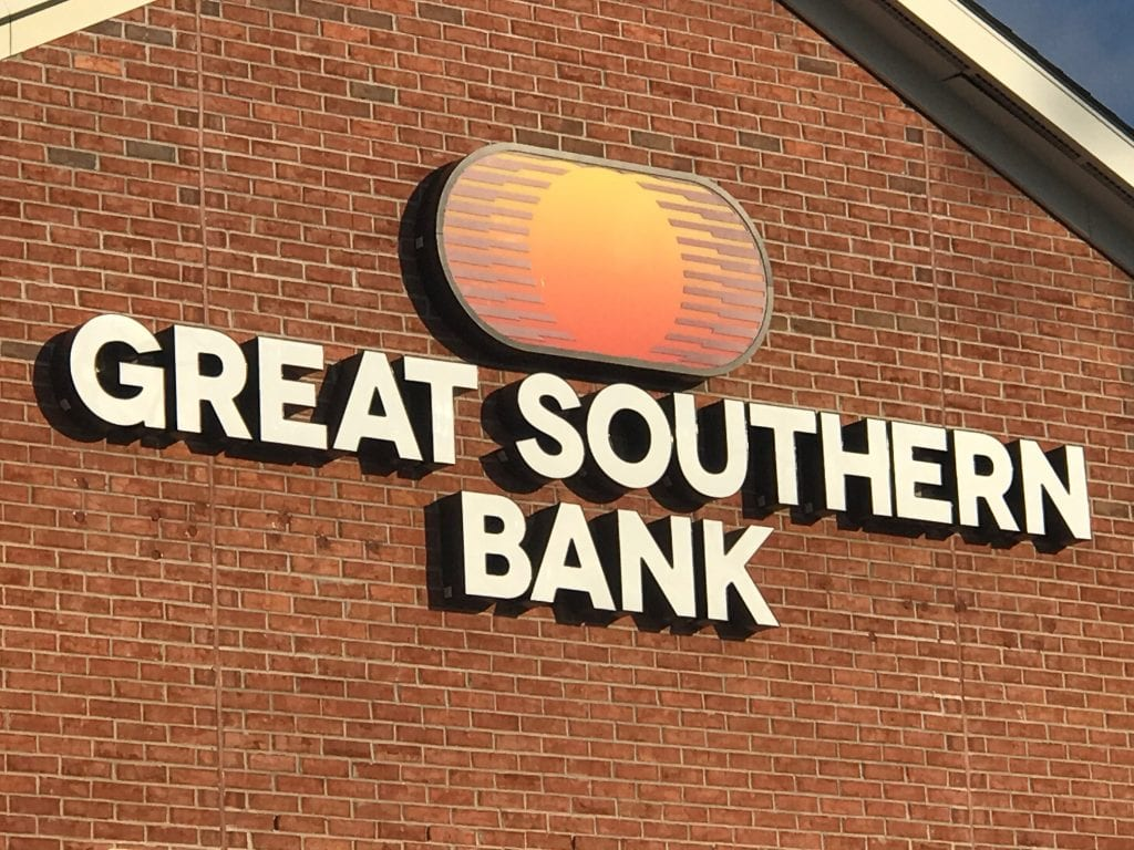 Great Southern Bancorp, Inc. announces special cash dividend of $1.00 per common share