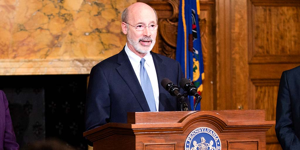 Pennsylvania Governor Wolf: Nonprofit Security Grants Available to Help Protect Religious and Other Organizations