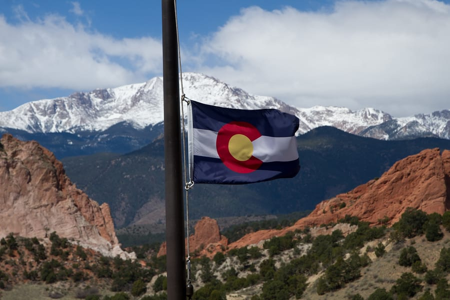 Colorado Governor Polis Orders Flags Lowered to Honor Firefighter Dan Moran