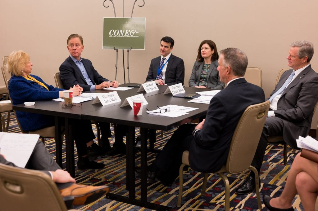 Connecticut Governor Lamont Elected Chair of the Coalition of Northeastern Governors