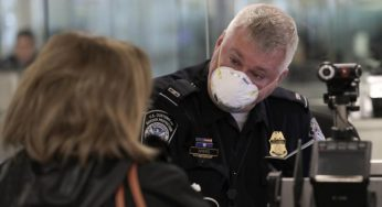 Dulles CBP Officers have Processed over 14,000 COVID-19 Evacuees Returning to the U.S. since March 20